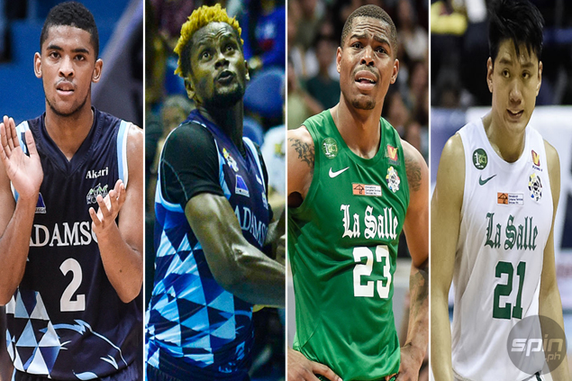Sarr must hold his own against Mbala for Adamson to stand chance against La Salle