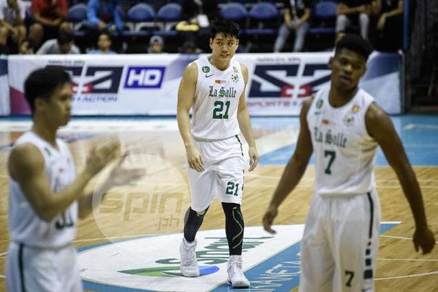 Jeron Teng has what it takes to turn AMA into a playoff contender, says coach