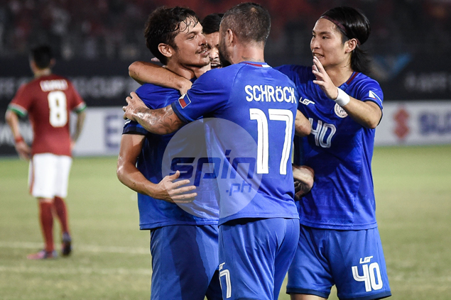Misagh Bahadoran plays down goal as PH Azkals' offense continue to sputter