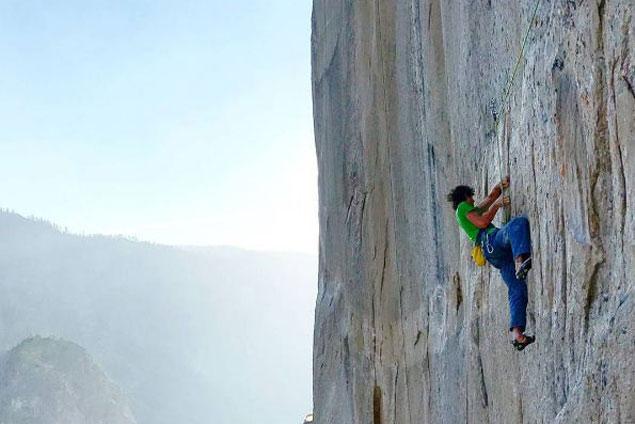 Free-climbing prodigy Adam Ondra scales Yosemite rock wall in record eight days