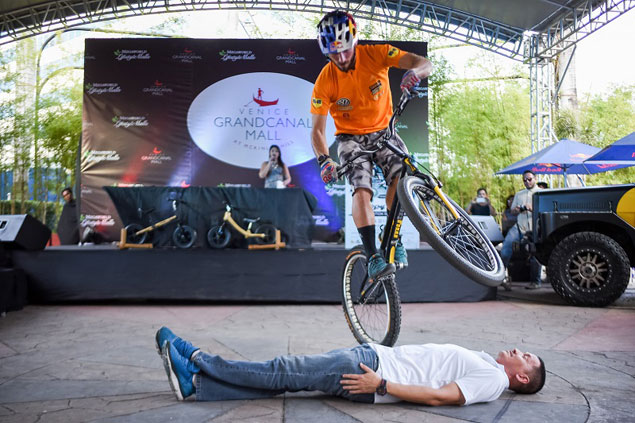 Biking sensations Kenny Belaey, Superkids set to wow crowd at 2016 PhilBike Expo