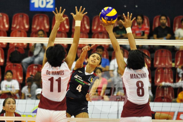 Fille Cainglet-Cayetano set to play for Pocari Sweat in V-League comeback