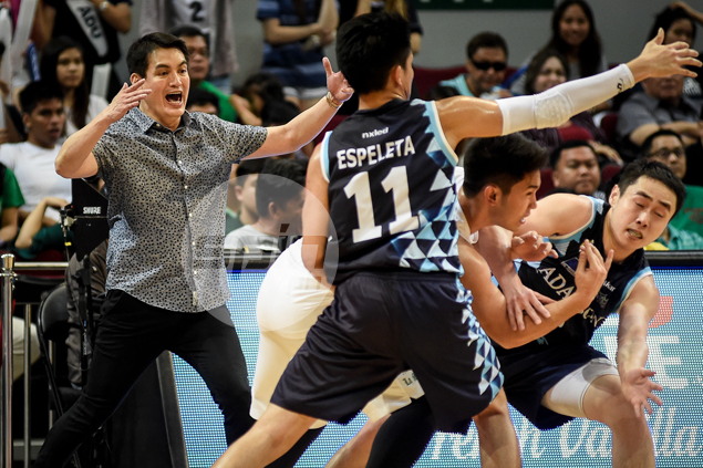 Heartened Franz Pumaren vows to bring title to Adamson before contract is up