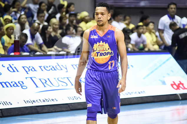 Jayson Castro to sit out 'a few games' as TNT gives banged-up star some time off