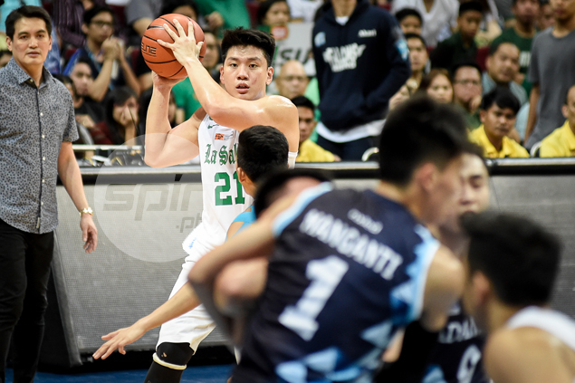 Jeron Teng bounces back from error-plagued first half with blazing finish