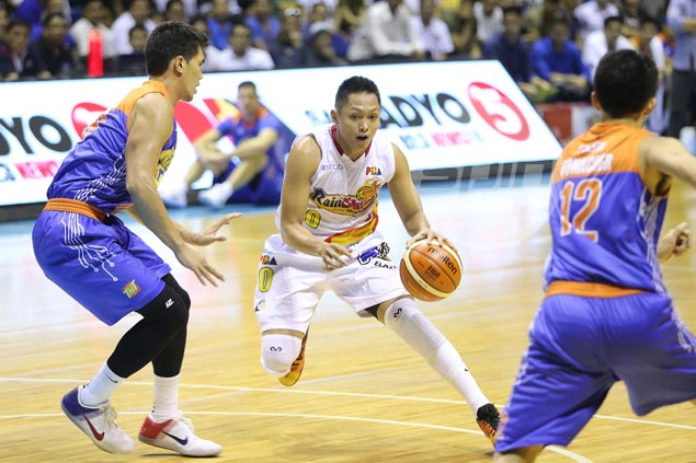Rookie Mike Tolomia admits he's a long way from filling gap left by Paul Lee