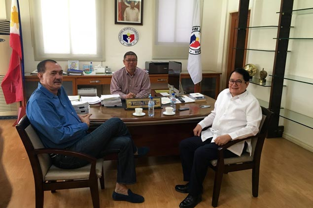 Peping Cojuangco a no-show in dialogue set by Ramirez for rival POC groups