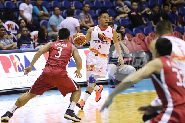 Solid play from Simon Enciso, Gelo Alolino a silver lining for hard-luck Phoenix