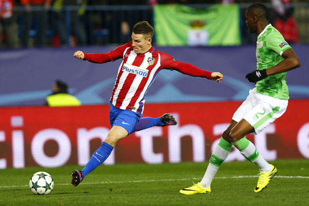 Atletico finds Champions League tonic amid struggle in La Liga