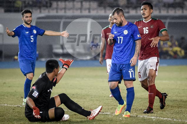 Azkals out to play 'best game ever in our lives' to topple mighty Thailand