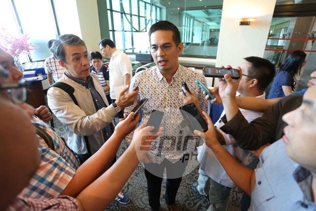 Al Panlilio vows MVP group's continued support to PH athletes despite POC poll setback