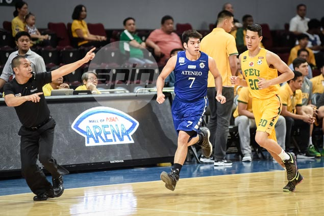 Overachieving Ateneo side wants nothing more than to prove doubters wrong