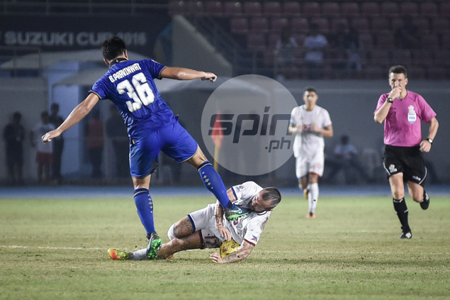 PH Azkals fail to catch Suzuki Cup semis bus after one-goal loss to Thailand