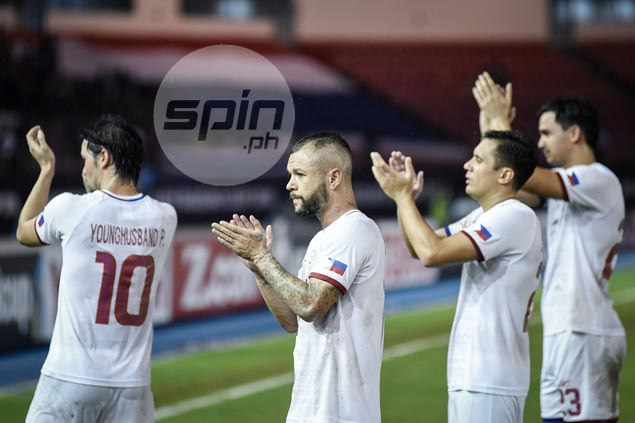 Stephan Schrock laments poor finishing as Azkals' Suzuki Cup dream goes up in smoke