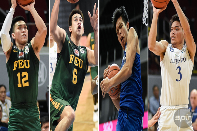 Preview: Don't be surprised if FEU overcomes Ateneo's twice-to-beat advantage