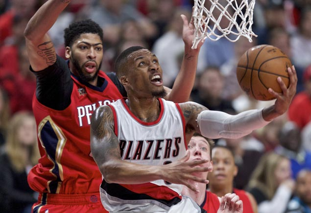 Trail Blazers build huge early lead and stop Pelicans' win run at four