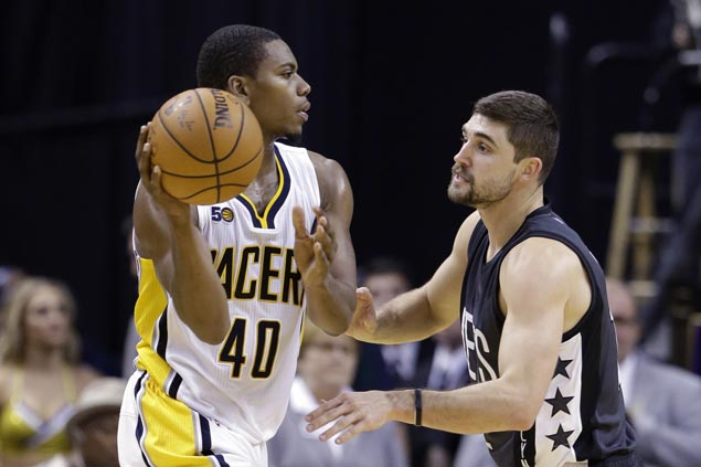 Pacers make huge third quarter run and cruise to victory over slumping Nets