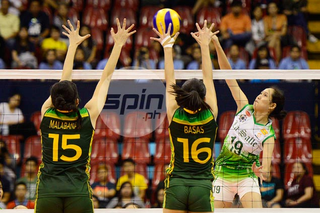 De Jesus confirms Eli Soyud no longer part of repeat-seeking La Salle Lady Spikers