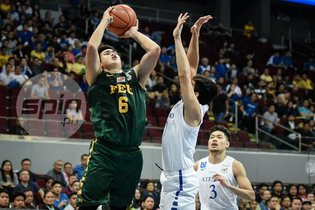 No way, says Jose as FEU drags Ateneo into do-or-die match for finals berth