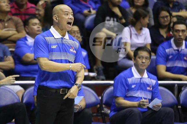 Yeng Guiao admits former team Rain or Shine 'a hard habit to break'