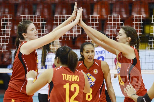 Army defeats Generika to advance to Super Liga semifinals against Foton