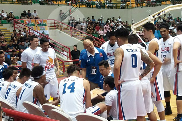 Ray Parks' solid debut goes for naught as Alab Pilipinas loses to Slingers in ABL debut