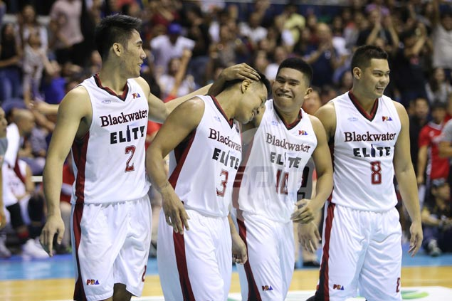 Blackwater veteran pick-up Denok Miranda on game-winner: 'May asim pa'