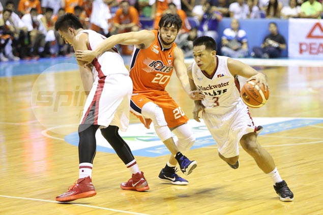 Jared Dillinger knows Alapag a tough act to follow as he inherits mantle of leadership