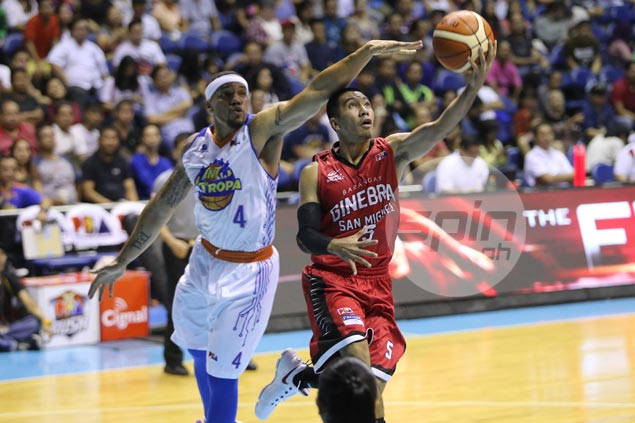 LA Tenorio insists turnovers - not championship hangover - to blame for Ginebra fold-up