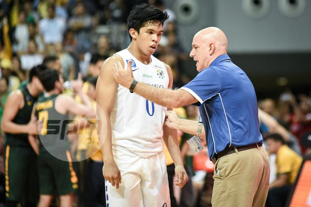 Thirdy Ravena remains defiant after deflating Ateneo defeat: 'It is not yet done'