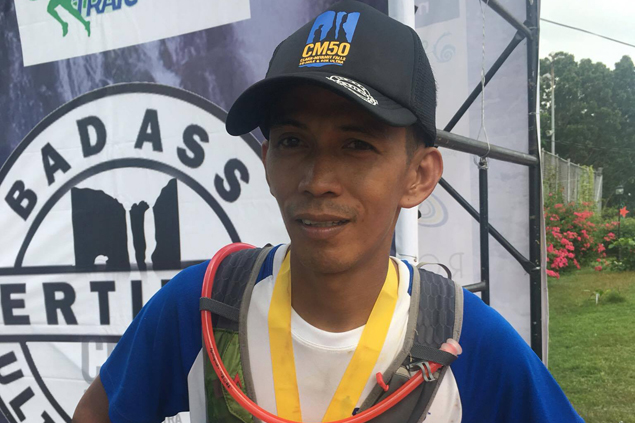 Tolitz Divina pulls off Clark Miyamit treble to become first Pinoy champ in Asia Trail Master