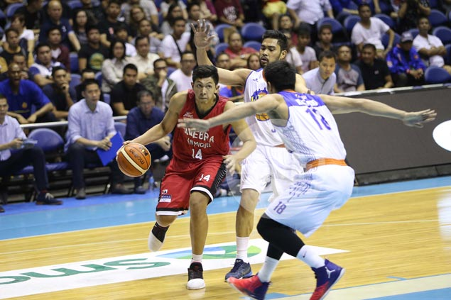 Ginebra rookie Kevin Ferrer admits it will take a lot to gain trust of Tim Cone