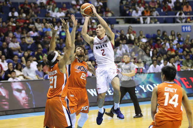 More than his offense, Mac Belo prouder of block that set stage for Miranda winner