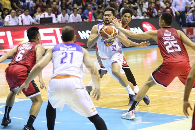 Ranidel de Ocampo glad to hold the fort before Jayson Castro's return in next TNT game