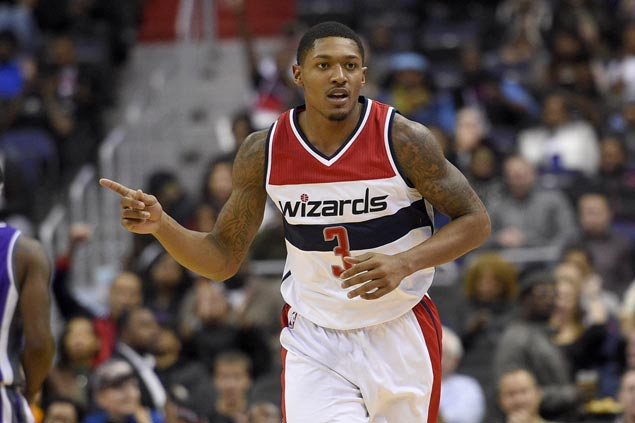 Bradley Beal takes charge as Wizards down Kings and spoil DeMarcus Cousins' 36-point night