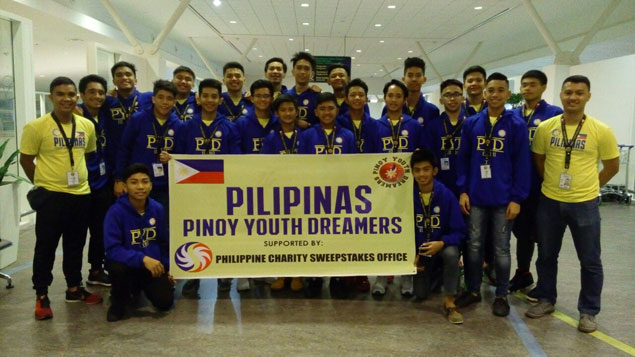Pinoy Youth Dreamers vying for honors in international cagefest in Malaysia
