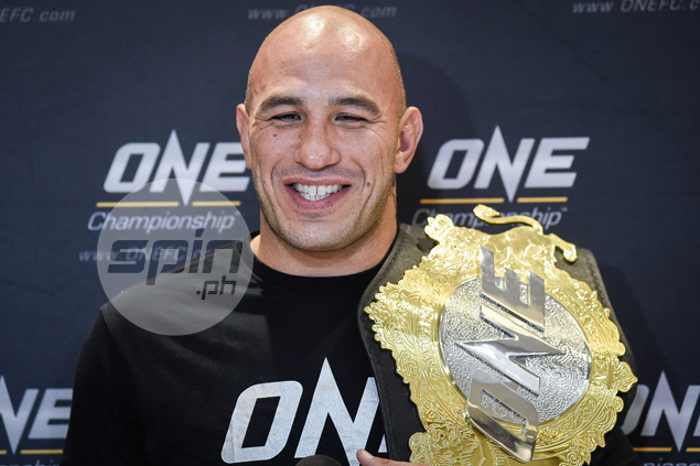Brandon Vera on ONE title defense: I can't let somebody beat me here in the Philippines'