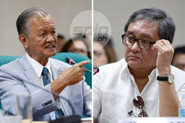 Abap hits out at Peping Cojuangco's meddling in national boxing team affairs