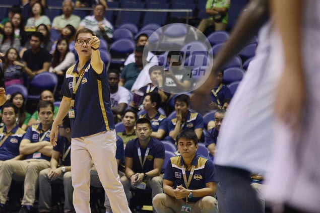Source: Bulldogs coach Eric Altamirano tenders resignation, but NU yet to act on it