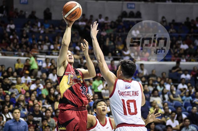 Marcio Lassiter still sees a lot of room for improvement for 'team to beat' SMB