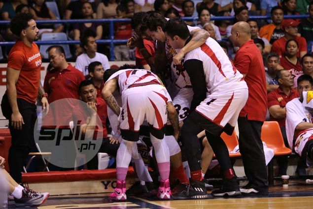 Double whammy for SMB as David Semerad suffers Achilles tendon injury