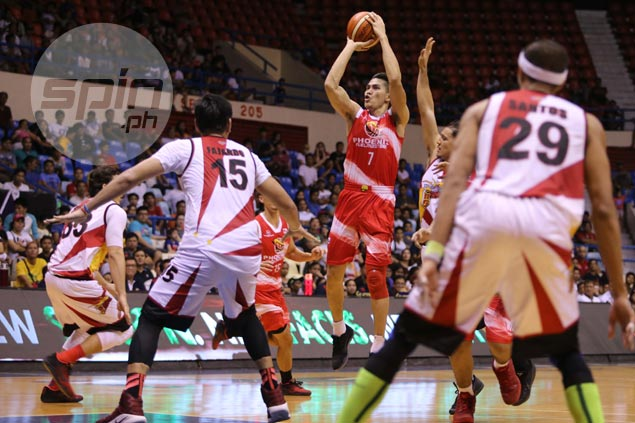 Phoenix star JC Intal earns PBA Press Corps Player of Week citation