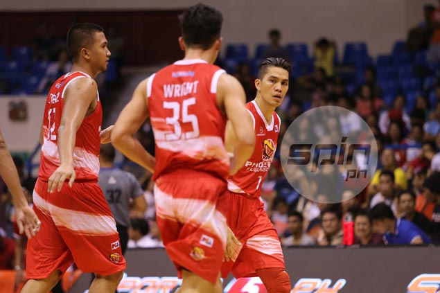 JC Intal grudgingly accepts off-the-bench role - then comes out with guns blazing