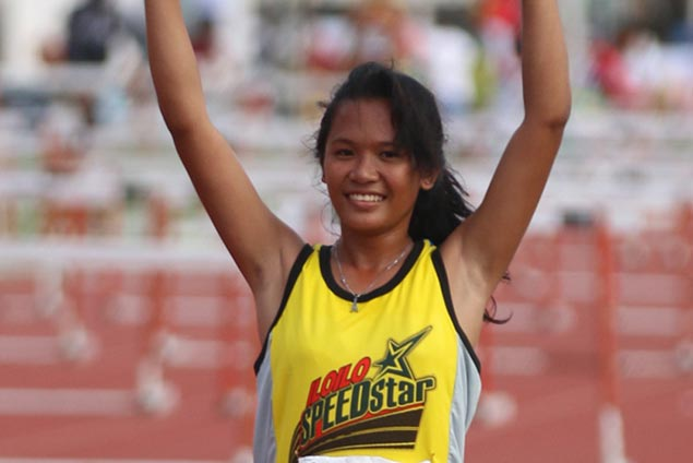 Runner Joselyn Cayetano, duathlete Moira Erediano continue gold haul in Batang Pinoy