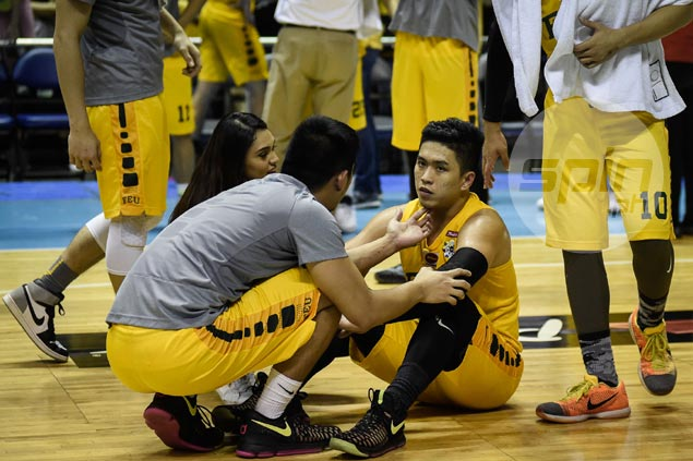 Emotional farewell for Cebuano Monbert Arong as FEU career ends in heartbreak