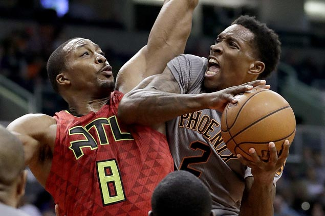 Bledsoe makes up for shooting woes with clutch basket to help Suns sink slumping Hawks
