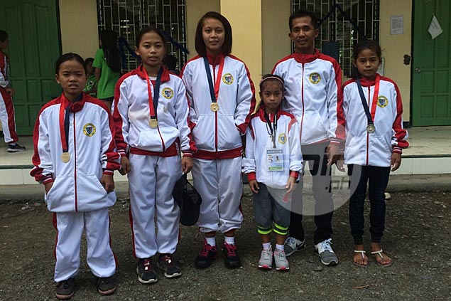 Golden performances in Batang Pinoy proof Hidilyn Diaz's family a goldmine of Olympic hopefuls