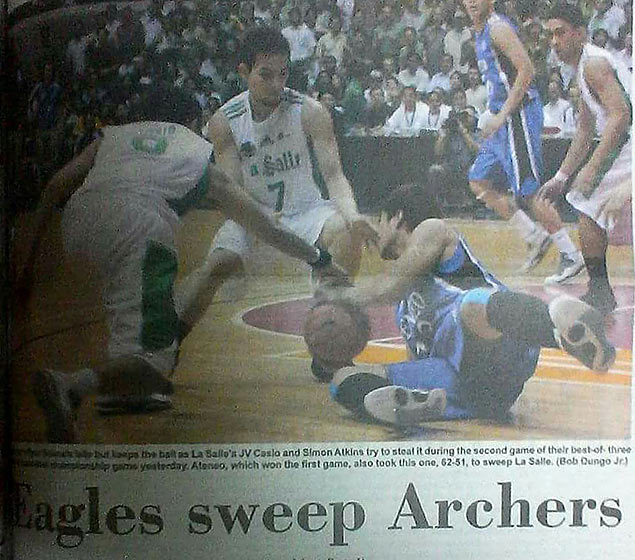 Let's look back at four previous meetings of Ateneo, La Salle in UAAP finals