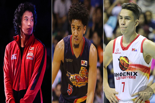 Brand-new season sees wildest twists - and boldest hairstyles from PBA pros