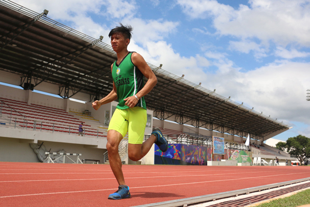 Four-midable Verdadero distinguishes self as Batang Pinoy's most bemedalled runner